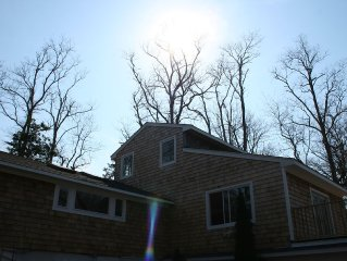 Renovated Home On Private Country Lane Close To Beaches, Lighthouse & Wineries