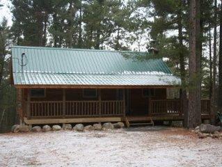 The 3 Bears Cabin- an Adirondack Adventure