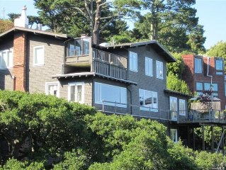 Spectacular view & Grand Sausalito Property