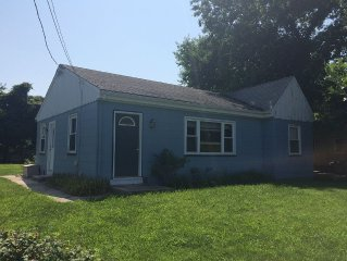 Family Friendly Ranch Located In Rural West Cape May.  Only 1 Mile From Beach!