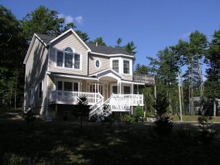 4 Bdrm-3 Bath Lovely Mayapple Cottage Minutes To Acadia NP & Downtown Bar Harbor