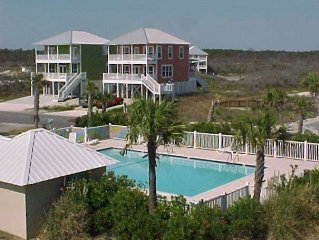 Ft Morgan, Wheelchair Access, It's ALL here! Beach, 2 Pools,Tennis, WiFi, Pets