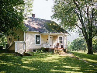Farmhouse In Heart Of 590 Acres Of Preserved Farmland