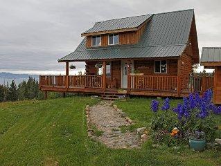 Glacier View Getaway on Kilcher Family Homestead in Alaska the Last Frontier