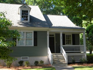 Impeccable Reynolds Lake Oconee-Great Waters Cottage