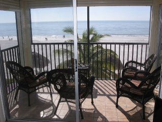 Estero Sands, Directly on the gulf with spectacular views, 2 Br, 2 Ba