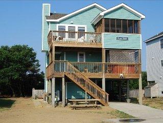 'Pilot House', Ocean Views, Ez Access to Beach, Pool & Hot Tub