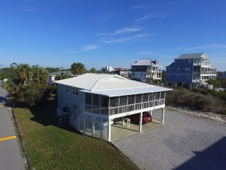 Unwind-1st Tier, GREAT Gulf View 100 steps to the beach 2 bed 2 ba