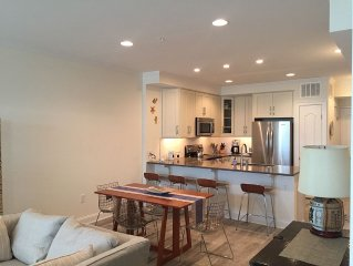 Luxury Apartment With An Amazing Location & Views. 1 Block Away From The Beach!!