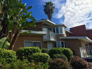Del Mar Family Vacation Home, Sleeps 8