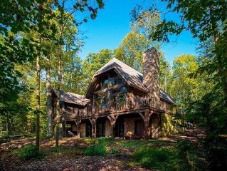 Luxury on the Rim of the New River Gorge -- Within Walking Distance to AOTG