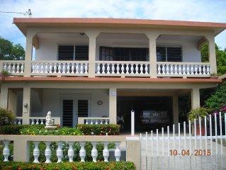Dos Palmas-1st Floor, 1Bdrm, 1Ba-One Block to Caribbean,Malecon,Restaurants,etc.