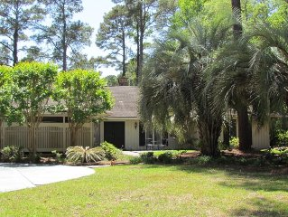 Centrally Located! Exclusive Home with Pool on Golf Course!