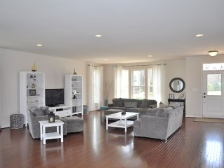 Cozy, bright and spacious new villa in The Peninsula- 5 star gated community