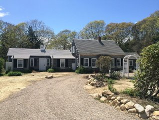 Charming Cape Cottage, Simple, Serene, Satisfied vacation