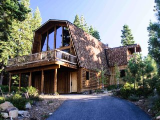 Modern Tahoe Dollar Point 4BR - family friendly