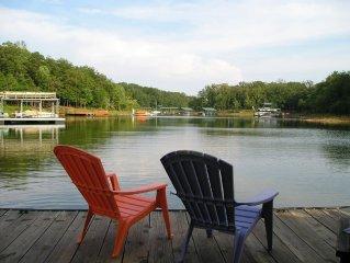 Private Setting, Quiet Cove, Cozy House - Pet Friendly