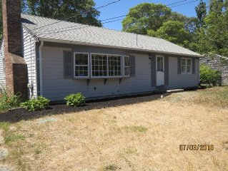 49 Uncle Bill's Way: 3BR /1.5 BA, Central A/C, 4 mi to beach!