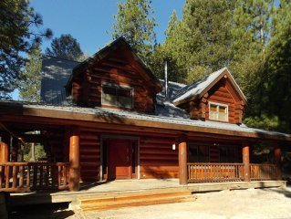 Luxury Cabin In The Gold Country Close To Wineries, Old Town Placerville.