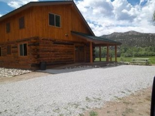 Post Office Ranch  Log Cabin - Grizzly Adams  Family Friendly rates based on 2 p