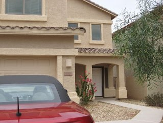 *NEW LISTING* , Very Affordable, Beautiful Location in Sunny Maricopa. 3 BR ,2.5