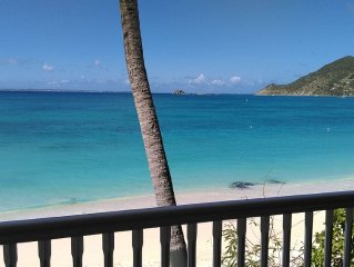 BEAUTIFUL CONDO WITH PANORAMIC VIEW ON GRAND CASE BEACH