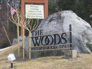 Killington Townhouse at The Woods Resort & Spa