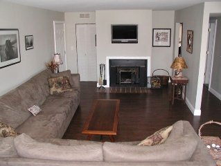 Beautiful Rustic 3BR Condo - Woodson Bend - Sleeps up to 14