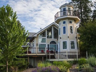 Flathead Lake Icon, Exquisite Views of the entire length of the lake
