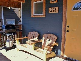 The Single Fin Cabin