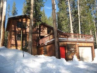 Great Mountain Home with Game Room - 2 Miles from Sugar Bowl