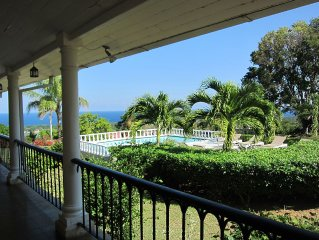 Live Like Royalty in a Sprawling Estate Overlooking Discovery Bay