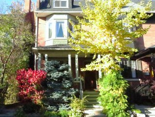 Artist's Quaint and Lovely Downtown Arts & Crafts Home in Upscale Cabbagetown