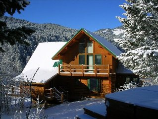 Aspen Hill Retreat-$245-$295/Night-Remote-1hr Yellowstone Nal'l Pk