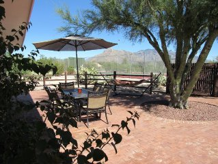 2 BD/1BA Guest House On 5 Acre Estate W/ Private Pool, Tennis & Pickleball (NW)