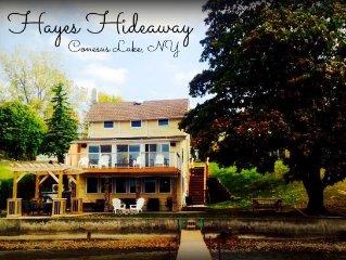 Hayes Hideaway, 'The PERFECT lakeside getaway'