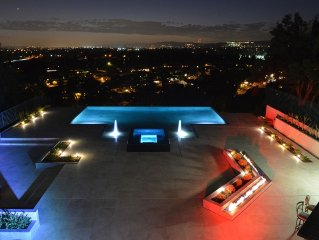 Multi-Million Dollar Dream Villa, Infinity Pool, Spectacular view.