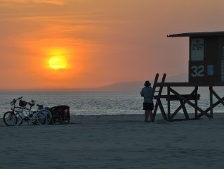 Newport Beach Surf And Sand Spanish Cottage Best Oceanview Location!!!