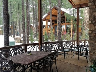 Springtime in Pinetop is Beautiful.
