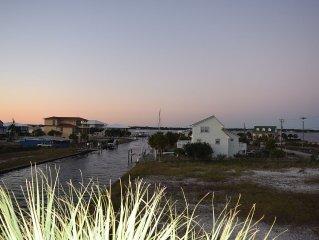 *Santa Rosa Island*  waterfront access