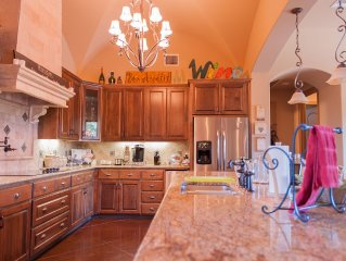 Beautiful Luxury 3600 Sq Ft Home On 11 Acres. Minutes From Lake Travis.
