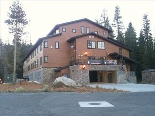 New Luxury Silver Mountain Condos! Bear Valley Village Center!