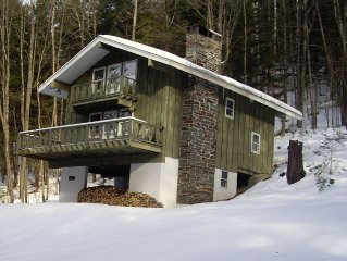 A cozy little chalet great for families and small groups!