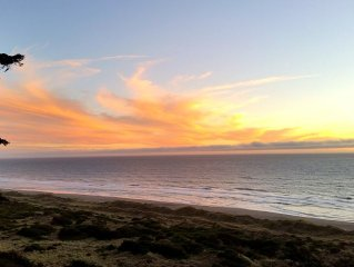 Overlooking the Pacific Ocean in Gold Beach.... fun and adventure Awaits you!!