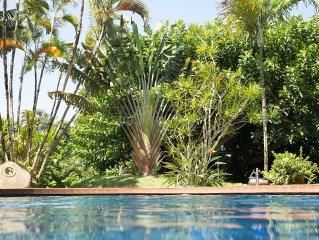 Pupukea Paradise.  Beautiful home and location.
