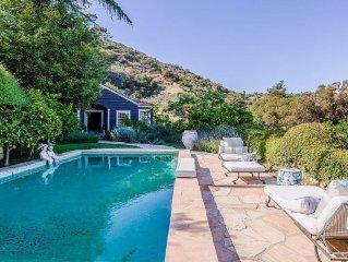 Private Hillside Estate