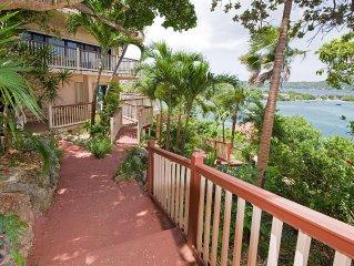 Stunning 1/1 Villa with Breathtaking Panoramic Ocean Views!