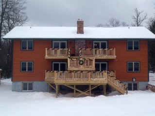 Ski In/ Ski Out Lodging At Blackjack