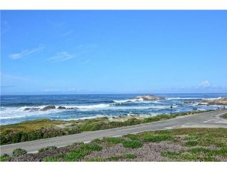 PEBBLE BEACH OCEAN FRONT HOME WITH PANORAMIC VIEWS AND FOUR LARGE KING SUITES.