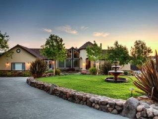 Wine Country Executive Retreat